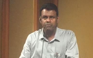 Speaker Meeting -RTN  DR. SK Radhakrishnan