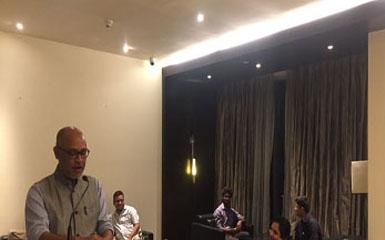 Speaker Meeting  - RTN DR Vijayanand
